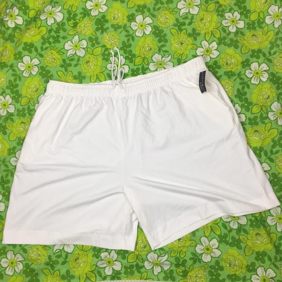 Karen Scott Pants - NWT Karen Scott Sport White Shorts 3X